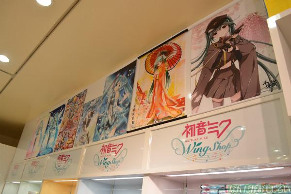 羽田空港にオープンした「初音ミク ウイングショップ」フォトレポート_0436
