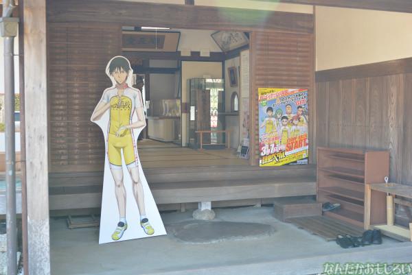 佐倉市で開催!『弱虫ペダル』スタンプラリー参加フォトレポート_0110
