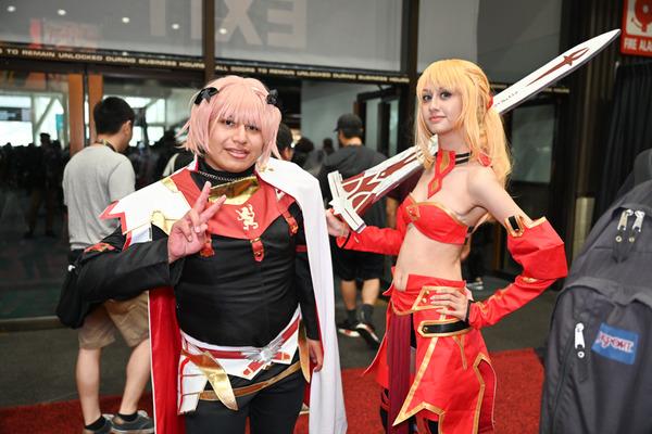 AnimeExpo2019FGOコスプレレポート003