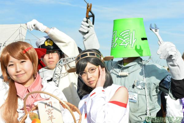 艦これ多め!『コミケ85』2日目のコスプレイヤーさんフォトレポート_0139