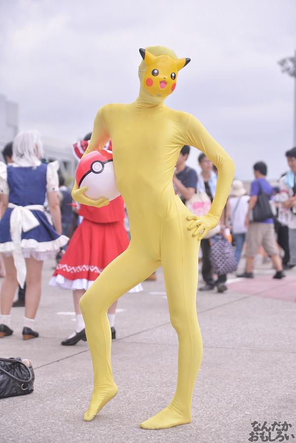 夏コミ コミケ86 2日目 コスプレ画像_2652