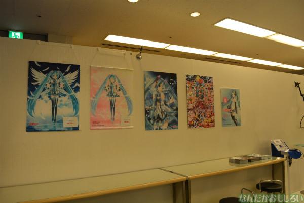 羽田空港にオープンした「初音ミク ウイングショップ」フォトレポート_0413