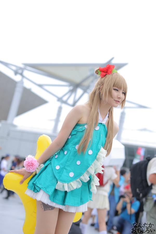 夏コミ コミケ86 コスプレ画像_6409