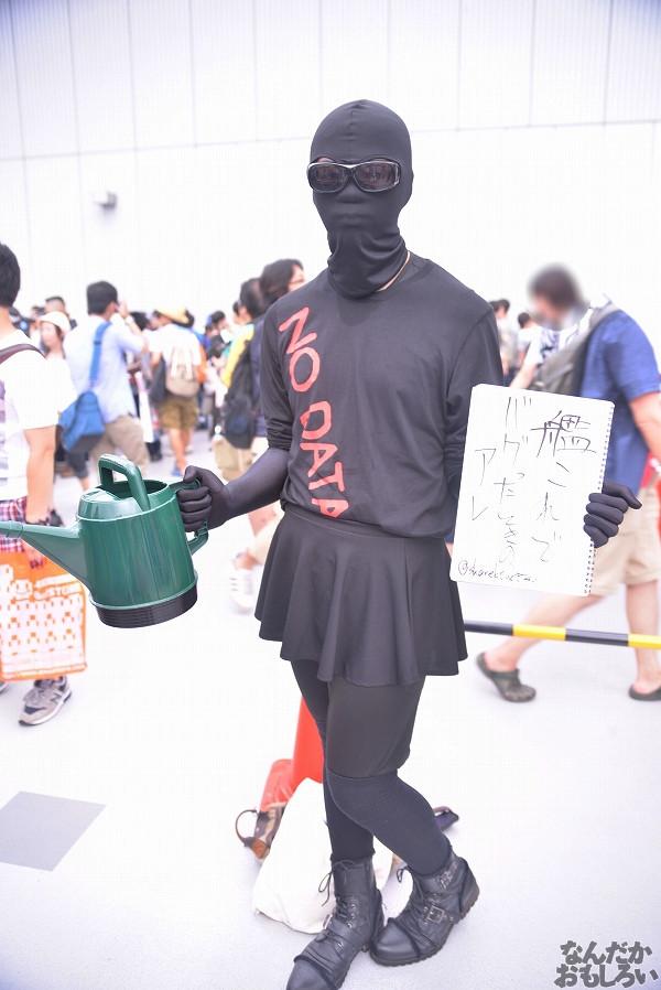 夏コミ コミケ86 3日目 艦これ&ラブライブ! コスプレ画像_3311
