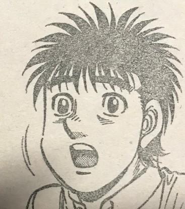 『はじめの一歩』第1213話感想(ネタバレあり)