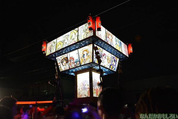 『鷲宮 土師祭2013』らき☆すた神輿_0725