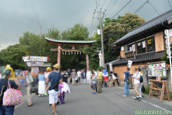 『鷲宮 土師祭2013』ゲリラ雷雨の様子_0637