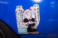 秋葉原UDX駐車場のアイドルマスター・デレマス痛車オフ会の写真画像_6580