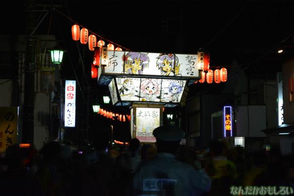 『鷲宮 土師祭2013』らき☆すた神輿_0861
