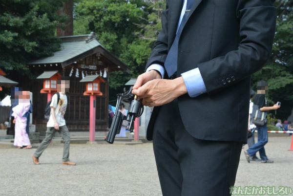 鷲宮神社をバックに撮影!『鷲宮 土師祭2013』コスプレまとめ