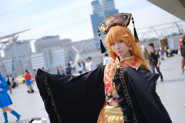 博麗神社例大祭2019コスプレ中心レポート082