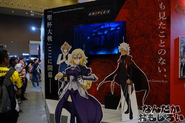 『Fate/Apocrypha』インドネシアのイベントで両陣営サーヴァント大集結の大規模展示!その様子を写真でお届け5660