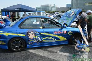 『第8回痛Gふぇすた』アニメの痛車フォトレポート0750