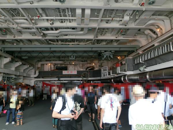 大洗 海開きカーニバル 訓練支援艦「てんりゅう」乗船 - 3840