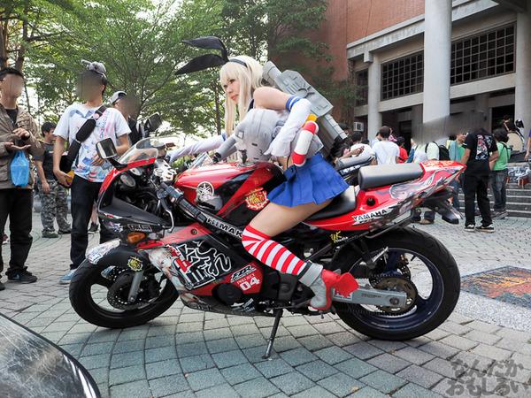 『砲雷撃戦!よーい! 高雄』台湾の艦これ痛車&痛単車集結!話題となった高雄&愛宕の痛トラック、バイクに乗ったほっぽちゃんレイヤーも0368