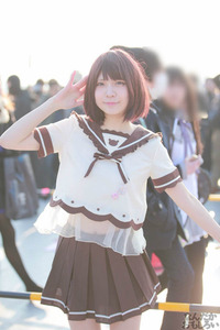 コミケ87 3日目 コスプレ 写真画像 レポート_1444