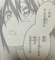 「ニセコイ」第205話感想3