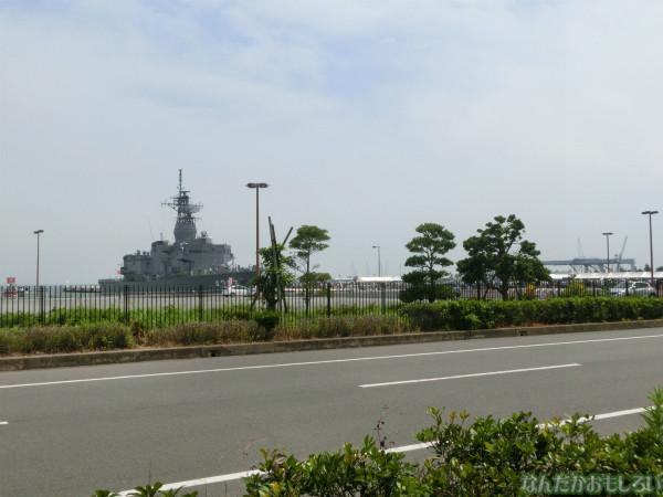 大洗 海開きカーニバル 訓練支援艦「てんりゅう」乗船 - 3712