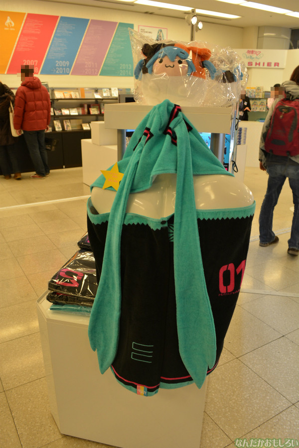 羽田空港にオープンした「初音ミク ウイングショップ」フォトレポート_0417