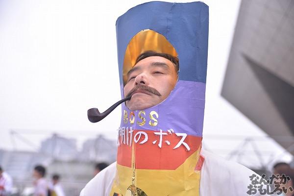 夏コミ コミケ86 3日目 コスプレ画像_3522