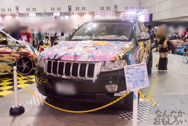 ニコニコ超会議2015 痛車フォトレポート ラブライブや艦これの痛車写真画像まとめ_9529