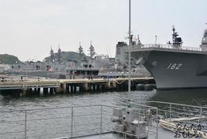 『第2回護衛艦カレーナンバー1グランプリ』護衛艦「こんごう」、護衛艦「あしがら」一般公開に参加してきた(110枚以上)_0738