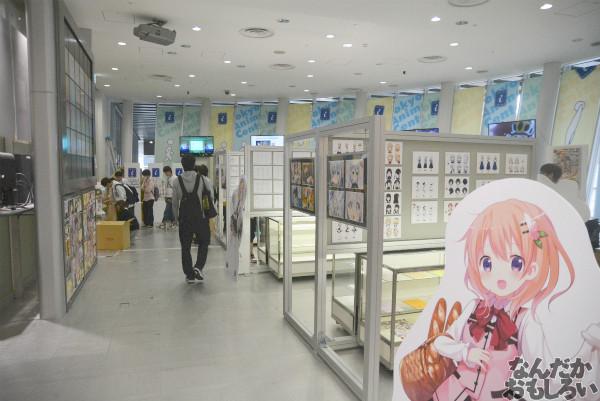 秋葉原で開催『TVアニメごちうさ展』フォトレポート_0270