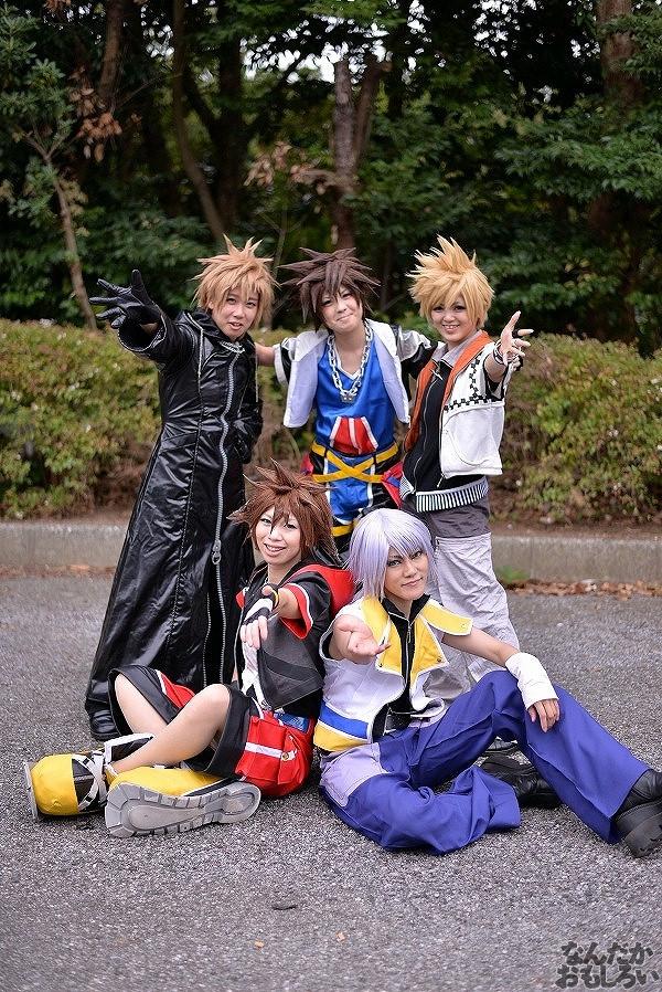 東京ゲームショウ2014 TGS コスプレ 写真画像_5205