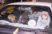 秋葉原UDX駐車場のアイドルマスター・デレマス痛車オフ会の写真画像_6516