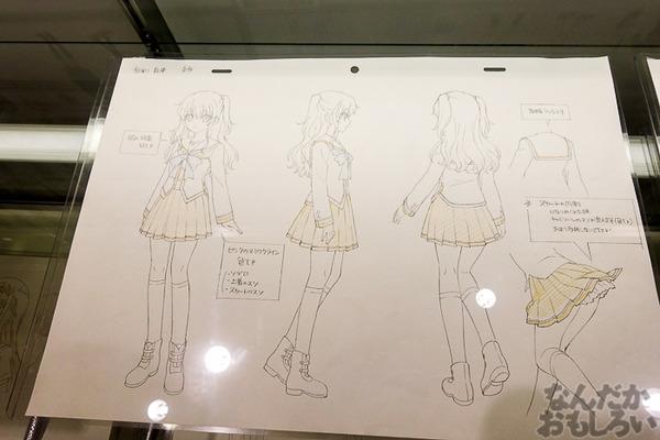 TVアニメ放送中「Charlotte」の貴重な原画を大量展示した展示会がアキバで開催!早速会場の様子をお届け_3586