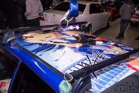 秋葉原UDX駐車場のアイドルマスター・デレマス痛車オフ会の写真画像_6465