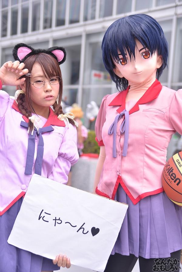 夏コミ コミケ86 3日目 艦これ&ラブライブ! コスプレ画像_3423