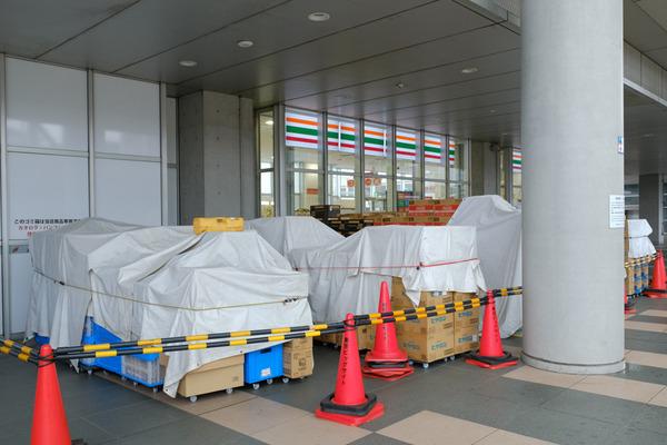 コミケ94、3日前の東京ビッグサイト周辺レポート-132