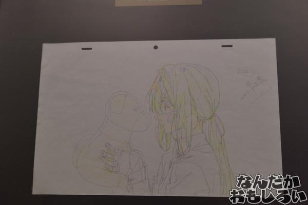 『C3AFAシンガポール2017』京アニ新作「ヴァイオレット・エヴァーガーデン」アニメ資料を数多く展示!_9706