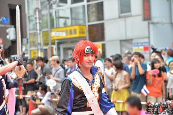 26カ国参加!『世界コスプレサミット2014』各国代表のレイヤーさんが名古屋市内をパレード_0296