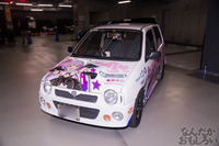 秋葉原UDX駐車場のアイドルマスター・デレマス痛車オフ会の写真画像_6594