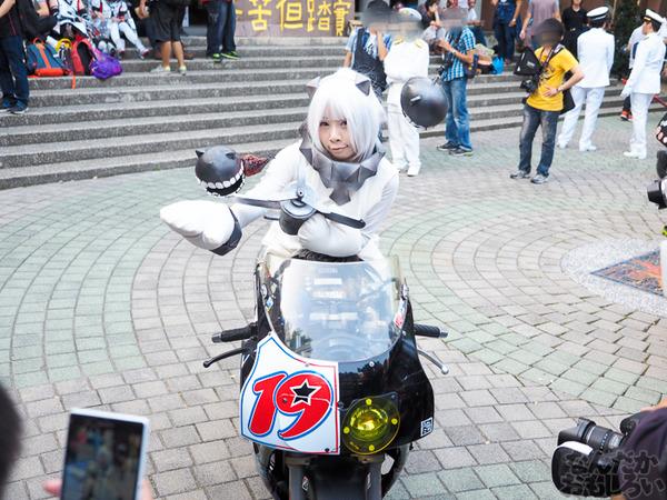 『砲雷撃戦!よーい! 高雄』台湾の艦これ痛車&痛単車集結!話題となった高雄&愛宕の痛トラック、バイクに乗ったほっぽちゃんレイヤーも0355