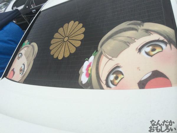第10回痛Gふぇすたinお台場 痛車 画像 ラブライブ!_3558