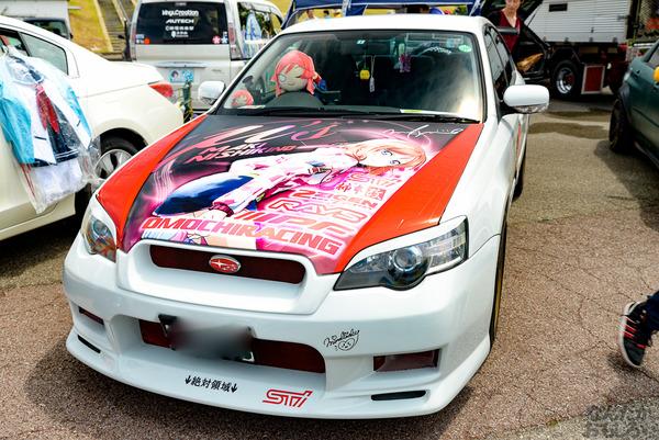 『第11回足利ひめたま痛車祭』今回も「ラブライブ!」痛車たくさん参加!その痛車たちをどどんとお届け_6395