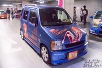 秋葉原UDX駐車場のアイドルマスター・デレマス痛車オフ会の写真画像_6536