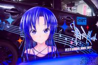 秋葉原UDX駐車場のアイドルマスター・デレマス痛車オフ会の写真画像_6522