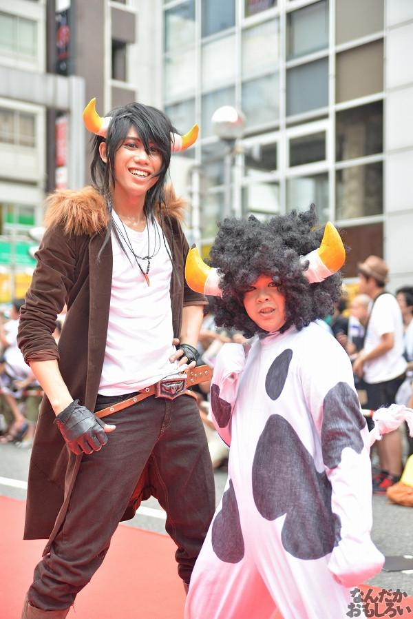 26カ国参加!『世界コスプレサミット2014』各国代表のレイヤーさんが名古屋市内をパレード_0233