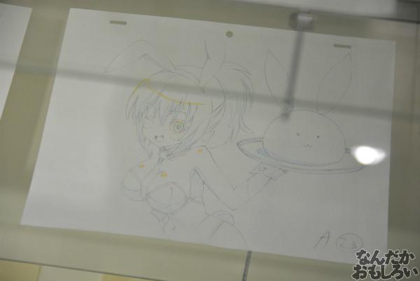 秋葉原で開催『TVアニメごちうさ展』フォトレポート_0224