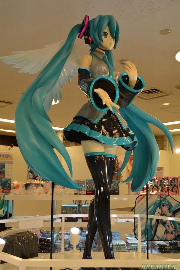 羽田空港にオープンした「初音ミク ウイングショップ」フォトレポート_0386