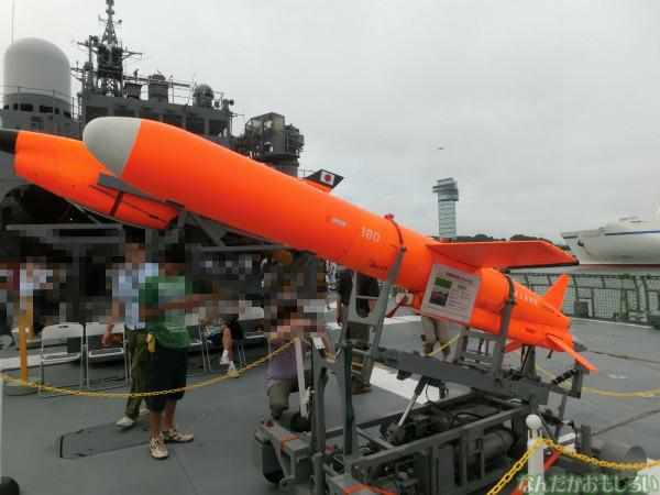大洗 海開きカーニバル 訓練支援艦「てんりゅう」乗船 - 3848