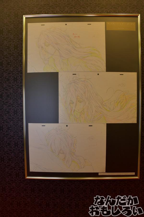 『C3AFAシンガポール2017』京アニ新作「ヴァイオレット・エヴァーガーデン」アニメ資料を数多く展示!_9696