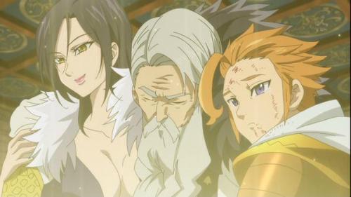 アニメ『七つの大罪』第21話感想「今、そこにせまる脅威」(ネタバレあり)2