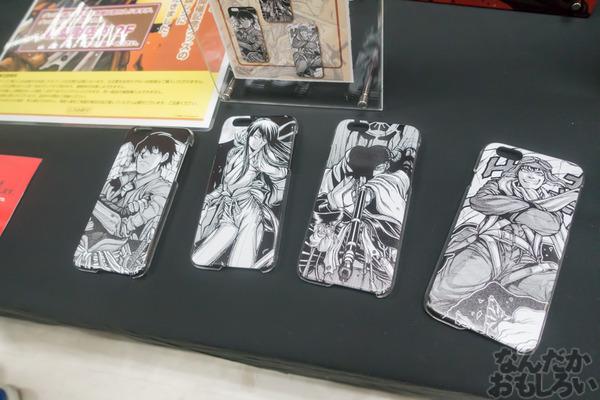 生原稿な模造刀、グッズ販売も「ドリフターズ原画展」秋葉原で開催!02563