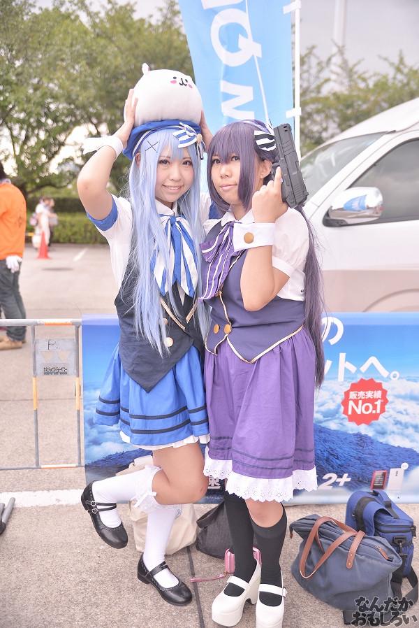 夏コミ コミケ86 2日目 コスプレ画像_2655