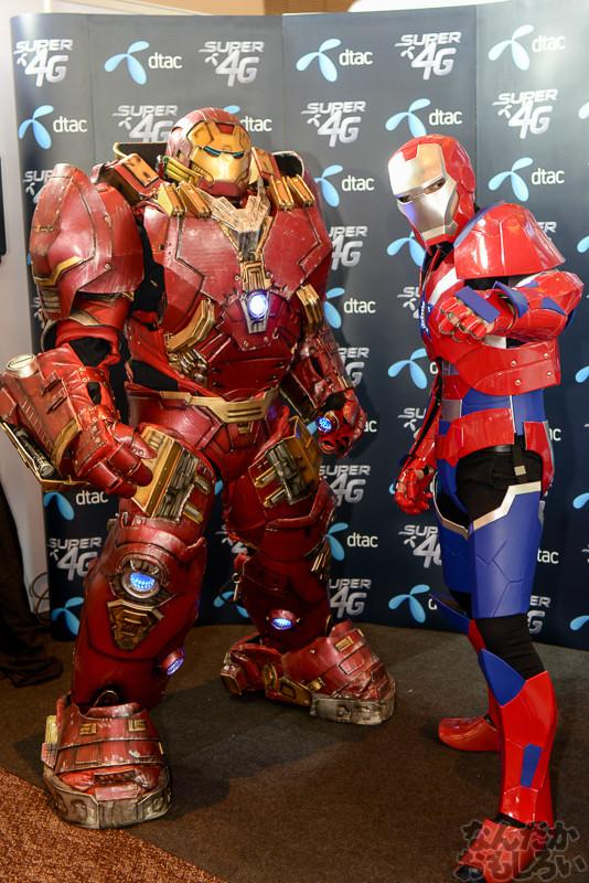 タイ・バンコク最大級イベント『Thailand Comic Con(TCC)』コスプレフォトレポート!タイで人気のコスプレは…!?_3449